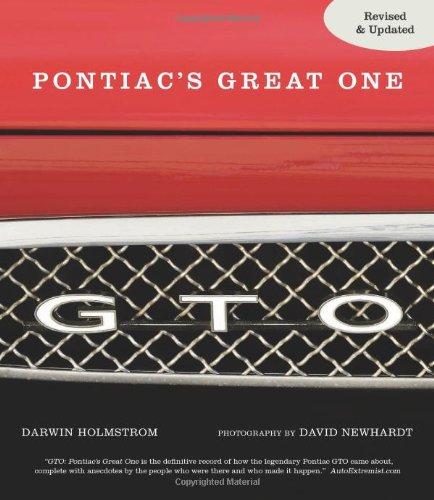 9780760339855: GTO: Pontiac's Great One