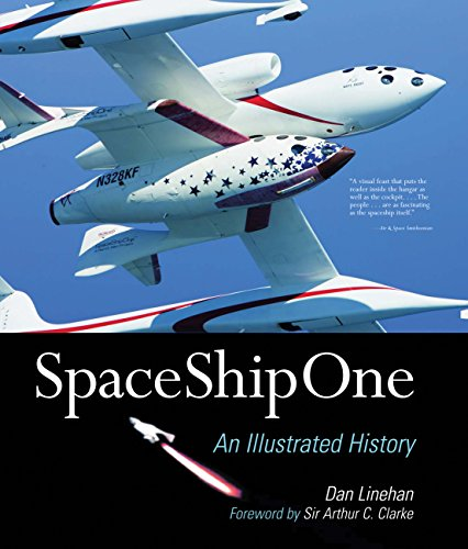 9780760339886: SpaceShipOne: An Illustrated History