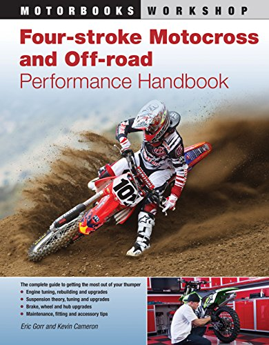 9780760340004: Four-Stroke Motocross and Off-Road Performance Handbook