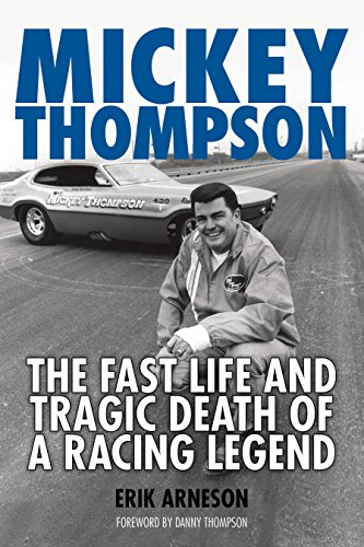 9780760340158: Mickey Thompson: The Fast Life and Tragic Death of a Racing Legend