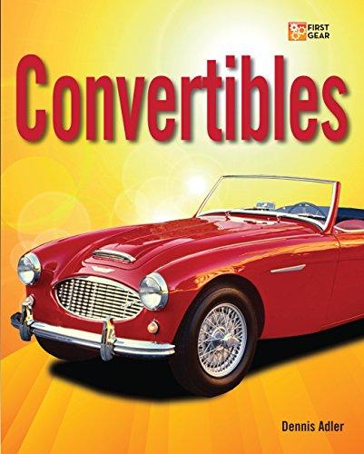 9780760340202: Convertibles (First Gear)