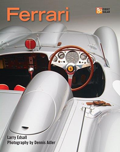9780760340585: Ferrari (First Gear)