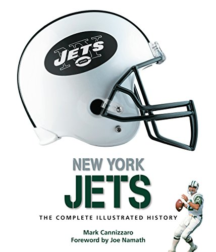 9780760340639: New York Jets: The Complete Illustrated History