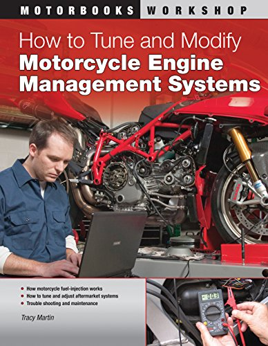 9780760340738: How to Tune and Modify Motorcycle Engine Management Systems