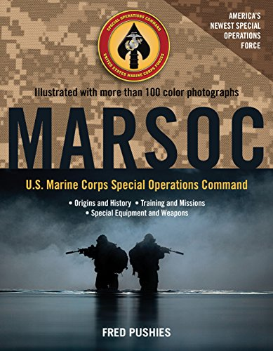 9780760340745: M A R S O C: U.S. Marine Corps Special Operations Command