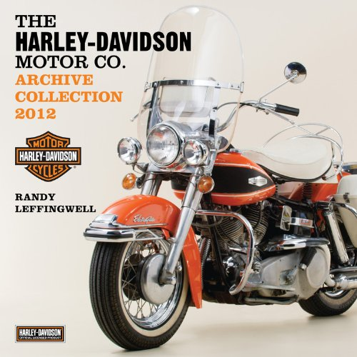 9780760340967: Harley-Davidson Motor Co. Archive Collection 2012