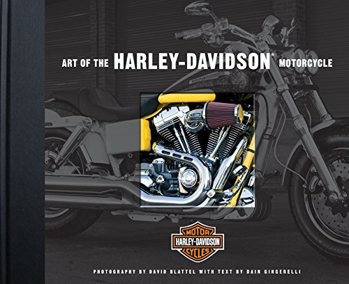 9780760341308: Art of the Harley-Davidson Motorcycle