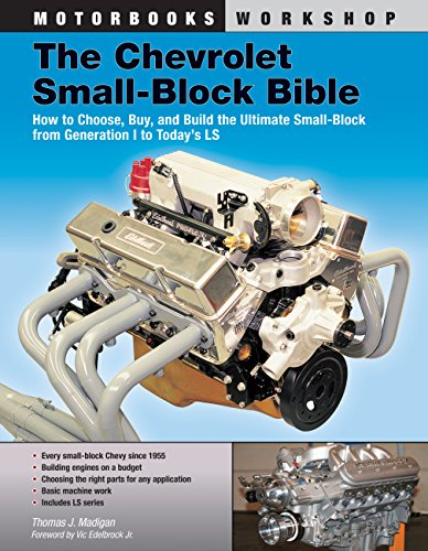 9780760342190: The Chevrolet Small-Block Bible