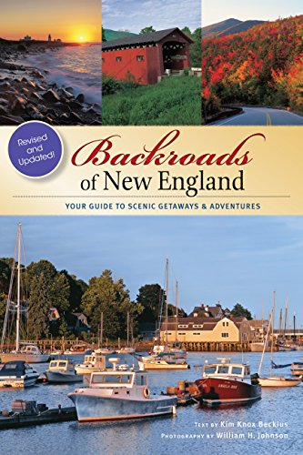 9780760342398: Backroads of New England: Your Guide to Scenic Getaways & Adventures