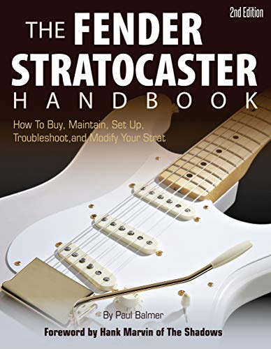 9780760342435: The Fender Stratocaster Handbook: How to Buy, Maintain, Set Up, Troubleshoot, and Modify Your Strat