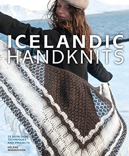 9780760342442: Icelandic Handknits: 25 Heirloom Techniques and Projects