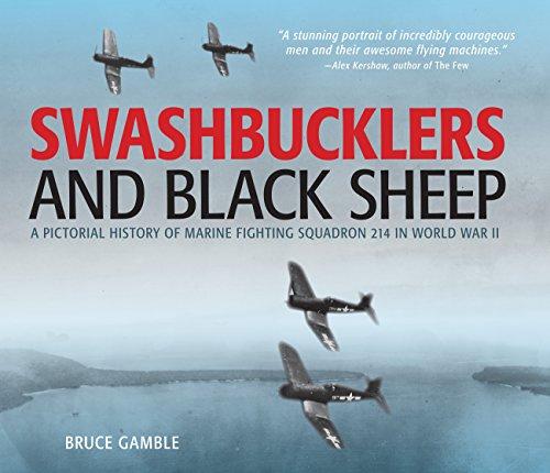 Swashbucklers and Black Sheep: Bruce Gamble