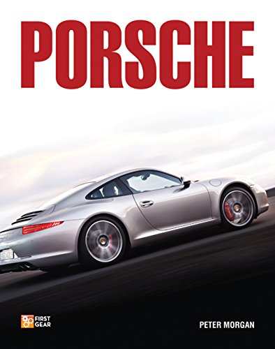 9780760342619: Porsche (First Gear)