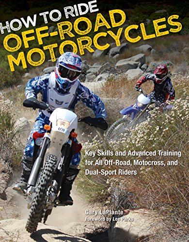 How to Ride Off-Road Motorcycles Format: Paperback