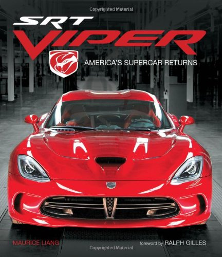 9780760342749: SRT Viper: America's Supercar Returns