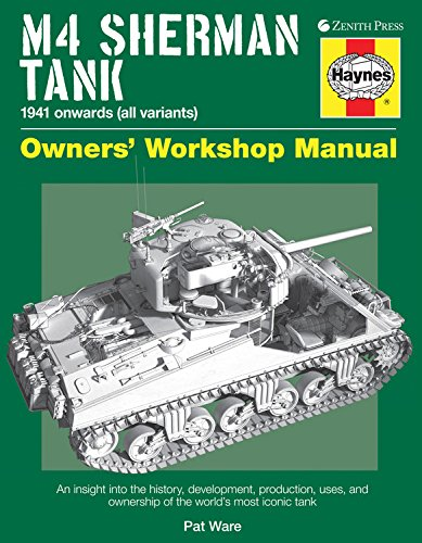 9780760342947: M4 Sherman Tank Owners' Workshop Manual: 1941 Onwards (All Variants) (Haynes Owners' Workshop Manuals)