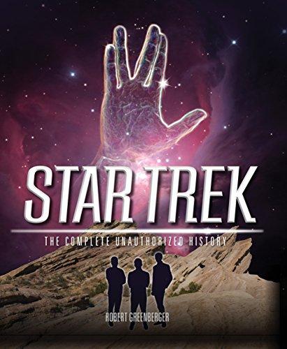 9780760343593: Star Trek: The Complete Unauthorized History