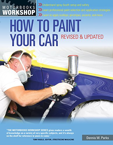 9780760343883: How to Paint Your Car: Revised & Updated (Motorbooks Workshop)