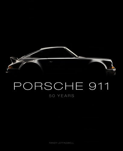 Porsche 911: 50 Years (Hardcover): Randy Leffingwell