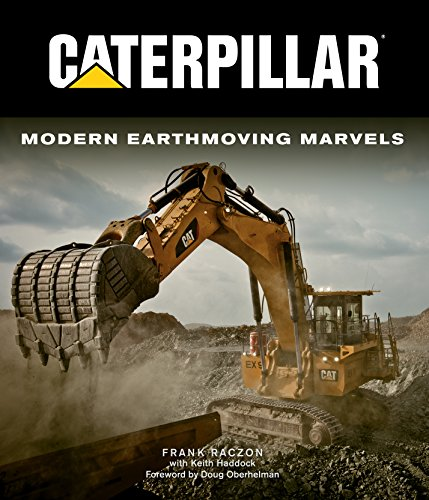 9780760344088: Caterpillar: Modern Earthmoving Marvels