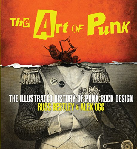 9780760344101: The Art of Punk: The Illustrated History of Punk Rock Design