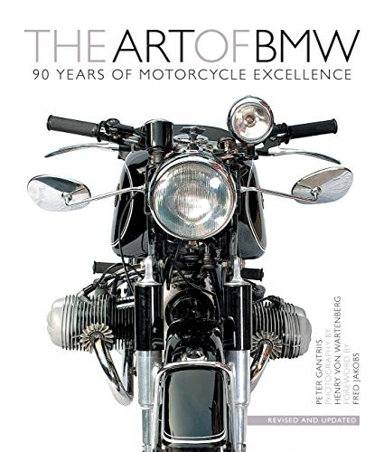 9780760344125: The Art of BMW: 90 Years of Motorcycle Excellence