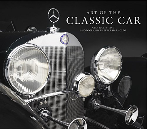 Art of the Classic Car: Bodensteiner, Peter