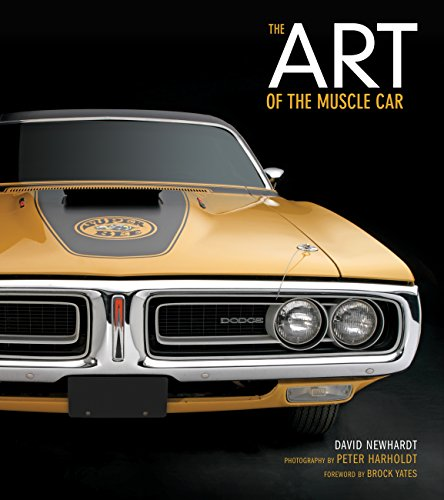 9780760344217: The Art of the Muscle Car