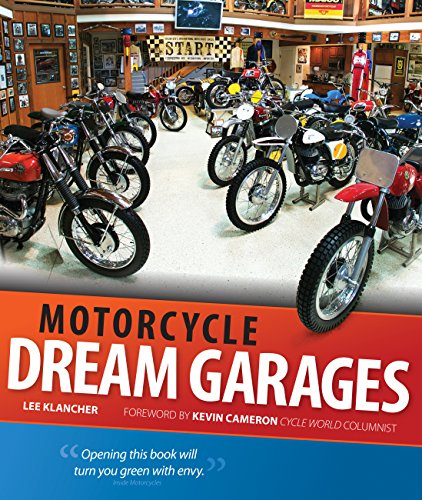 9780760344224: Motorcycle Dream Garages