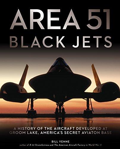 9780760344262: Area 51: Black Jets