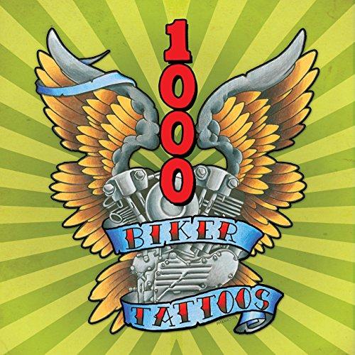 1000 Biker Tattoos: Liberte, Sara