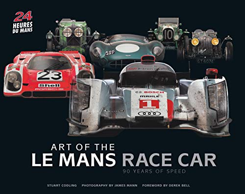 9780760344378: Art of the Le Mans Race Car: 90 Years of Speed
