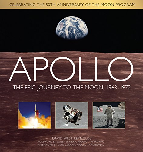 9780760344521: Apollo: The Epic Journey to the Moon, 1963 - 1972