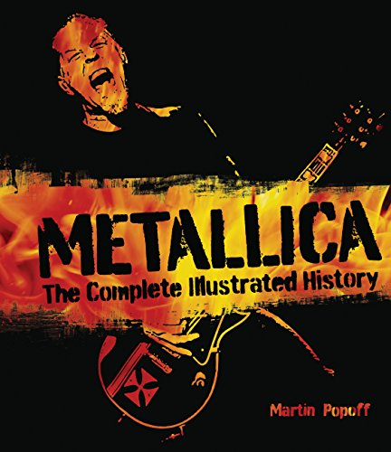 9780760344828: Metallica: The Complete Illustrated History