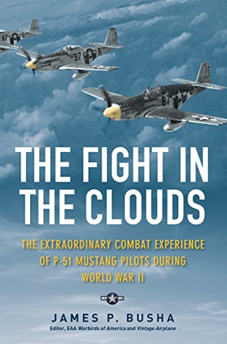 9780760345184: The Fight in the Clouds: The Extraordinary Combat Experience of P-51 Mustang Pilots During World War II