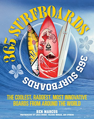 365 Surfboards. The Coolest, Raddest, Most Innovative Boards from Around the World.