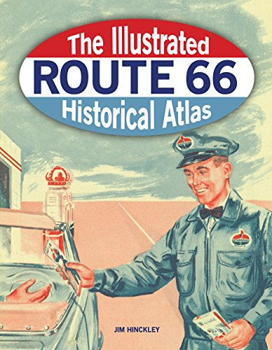 9780760345436: Illustrated Route 66 Atlas