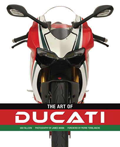 9780760345443: The Art of Ducati