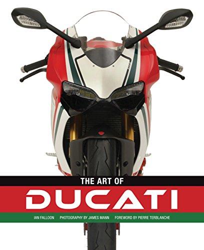 9780760345443: The Art of Ducati
