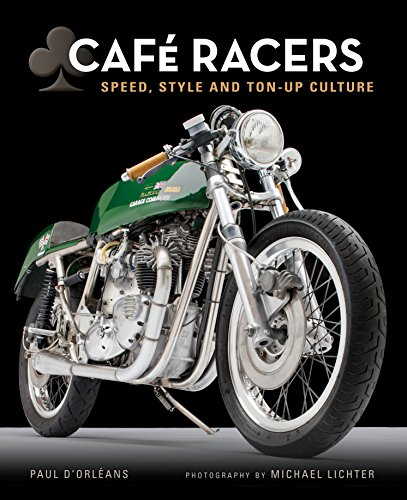 9780760345825: Caf� Racers: Speed, Style and Ton-Up Culture