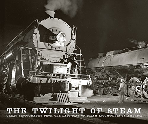 9780760345863: The Twilight of Steam: Great Photography from the Last Days of Steam Locomotives in America