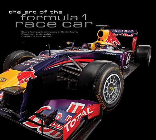 9780760346075: The Art of the Formula 1 Race Car