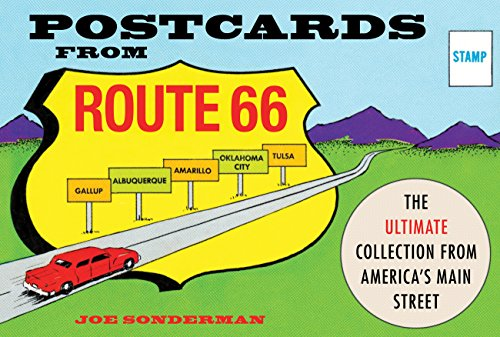 ISBN 9780760346112 product image for Postcards from Route 66: The Ultimate Collection from America's Main Street | upcitemdb.com