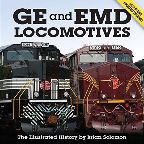 9780760346129: GE and EMD Locomotives: The Illustrated History