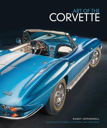 Art of the Corvette: Leffingwell, Randy