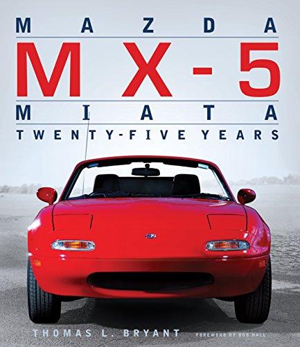 9780760346433: Mazda MX-5 Miata: Twenty-Five Years