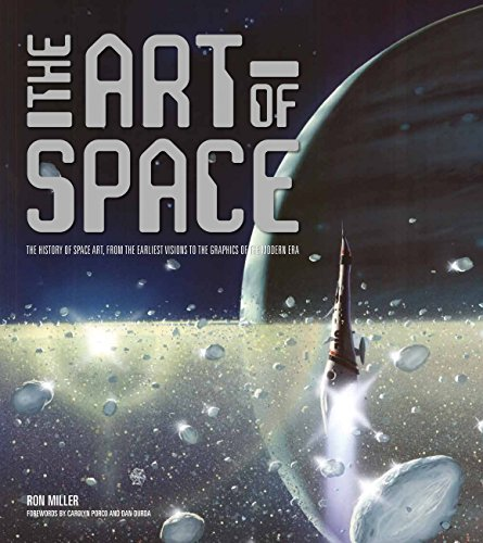 9780760346563: The Art of Space: The History of Space Art, from the Earliest Visions to the Graphics of the Modern Era