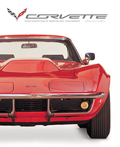9780760346631: Corvette: Seven Generations of American High Performance