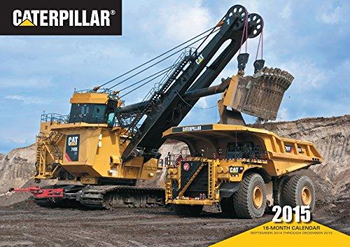 9780760346693: Caterpillar 2015 Calendar