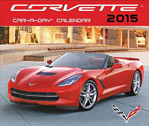9780760346709: Corvette Car-a-Day 2015 Calendar